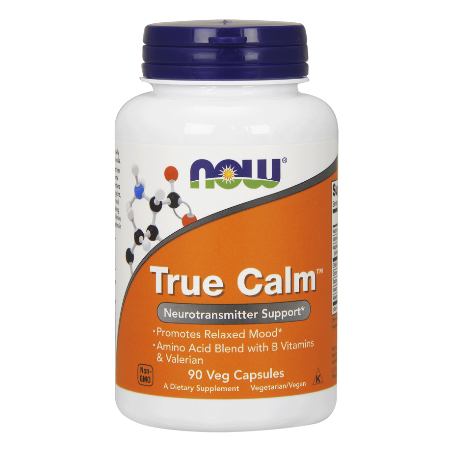Now Foods True Calm X 90 Caps