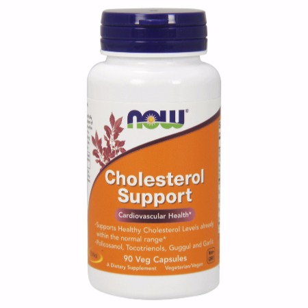 Now Foods Cholesterol Support X 90 Vcaps