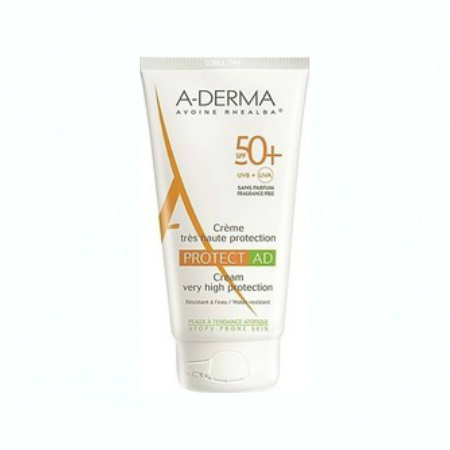 A-Derma Sun Protect Ad Cream Spf 50+ 150 ml