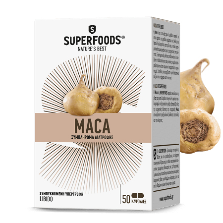 Superfoods Maca X 50 Caps