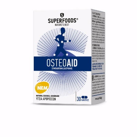 Superfoods Osteoaid X 30 Caps