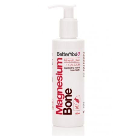 BetterYou Magnesium Bone Mineral Lotion 180 ml