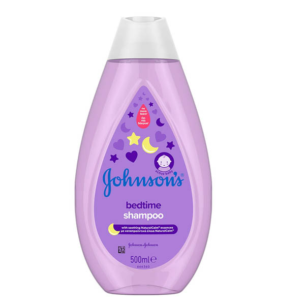 Johnson's Baby Bedtime Shampoo 500 ml