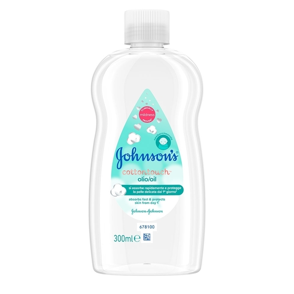 Johnson's Baby Cottontouch Oil 300 ml