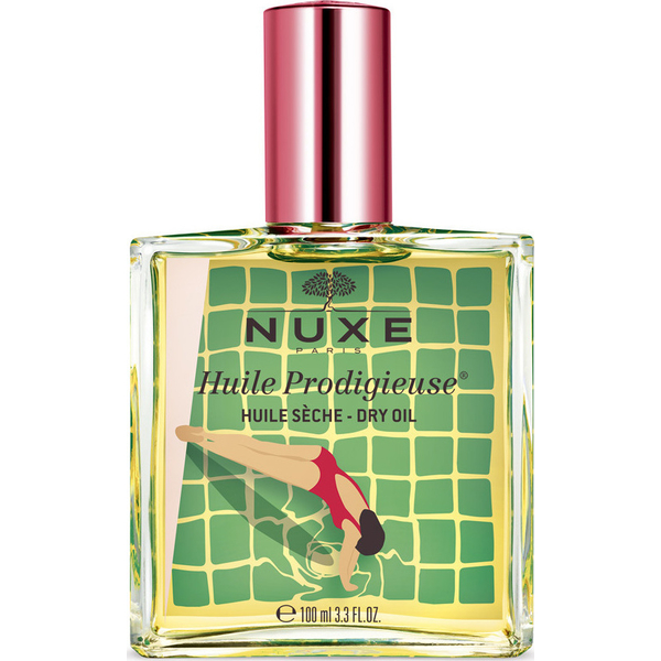 Nuxe Huile Prodigieuse Dry Oil Summer Limited Edition Coral 100ml