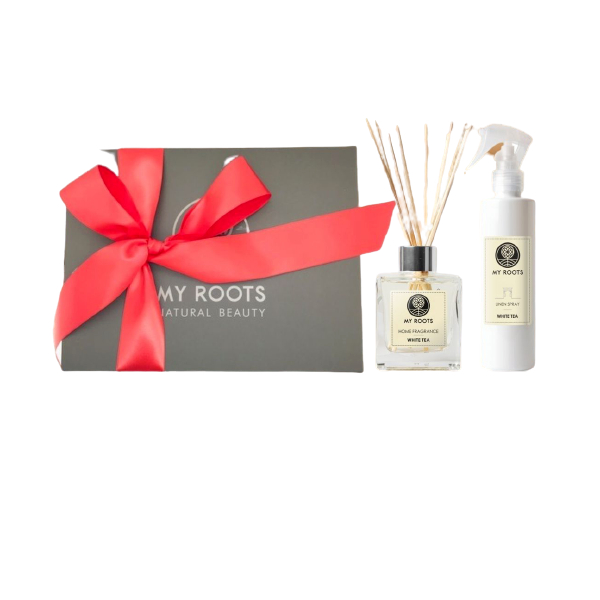 My Roots White Tea Collection Gift Set 1Τεμ
