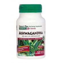 Nature's Plus Ashwagandha 450 mg X 60 Vcaps