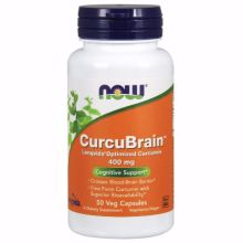Now Foods Curcubrain X 50 Vcaps