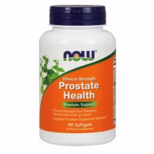 Now Foods Prostate Health Clinical Strength X 90 Softgels
