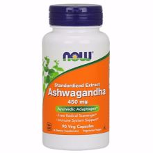 Now Foods Ashwagandha Extract 450 mg X 90 Vcaps