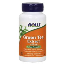 Now Foods green Tea Extract 400 mg X 100 Vcaps