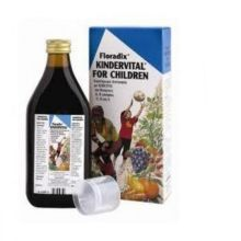 Power Health Floradix Kindervital Syrup 250 ml