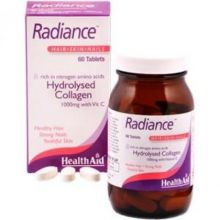 Health Aid Radiance Collagen + C 1000mg X 60 Tabs