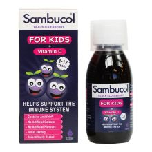 Sambucol For Kids + Vitamin C 120 ml
