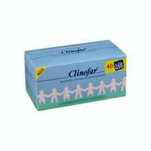Omega Pharma Clinofar  5ml X 40 Amps + 20 Amps Δώρο