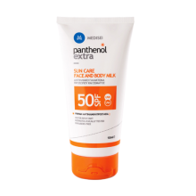 Panthenol Extra Sun Care Face & body Milk 150ml