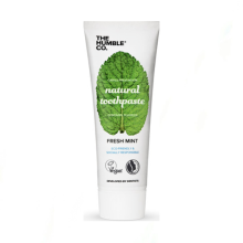 The Humble Co. Natural Toothpaste Fresh Mint With Fluoride 75ml