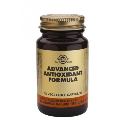 Solgar Advanced Antioxidant Formula X 30 Veggie Caps
