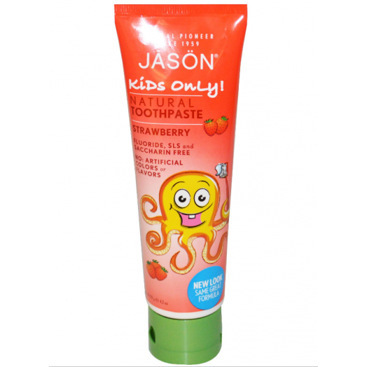 Jason Toothpaste Kids Strawberry 119 gr