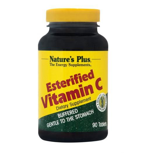 Nature's Plus Esterified Vitamin C X 90 Tabs