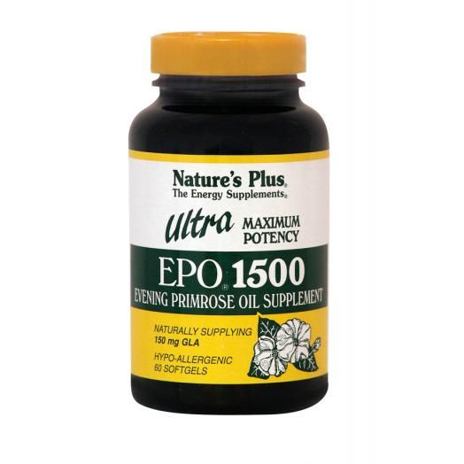 Nature's Plus Ultra Epo 1500 mg X 60 Soft gels
