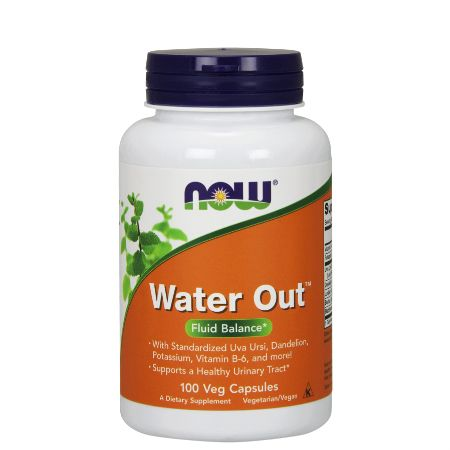Now Foods Water Out Herbal Diuretic X 100 Vcaps