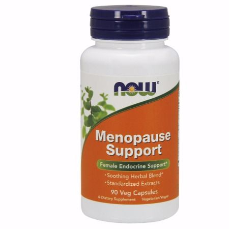 Now Foods Menopause Support X 90 Caps