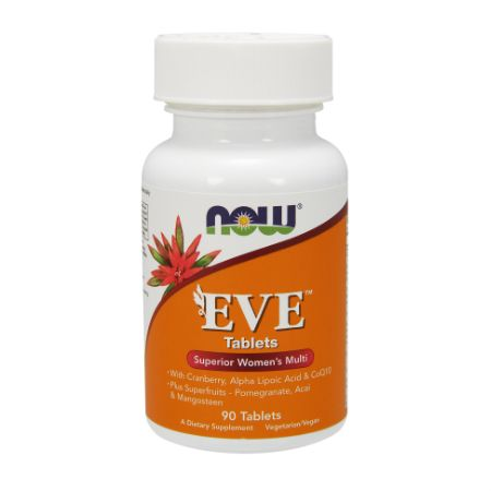 Now Foods Eve Women's Multiple Vitamin X 90 Softgels