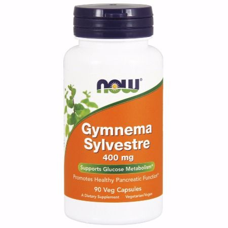 Now Foods Gymnema Sylvestre Extract 400 mg X 90 Vcaps