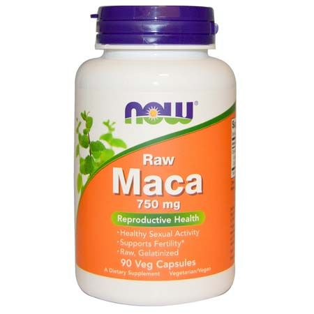 Now Foods Maca 750 mg X 90 Caps