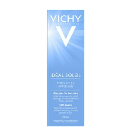 Vichy Ideal Soleil After Sun Sos Balm 100 ml