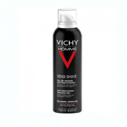 Vichy Homme Anti-Irritation Gel 150 ml
