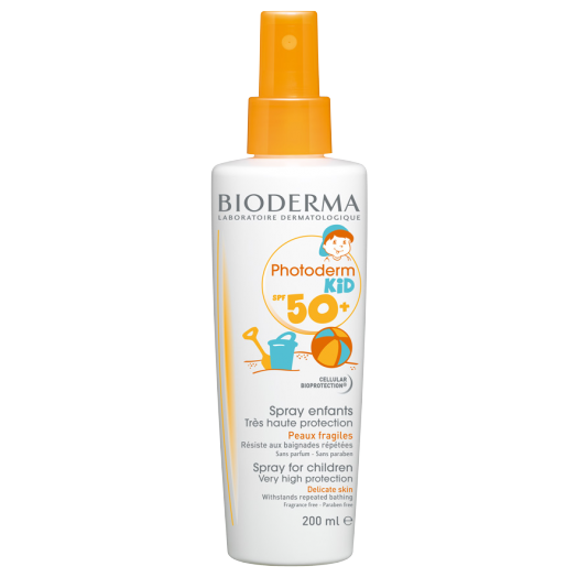 Bioderma Photoderm Kid Spray Spf50+ 200ml
