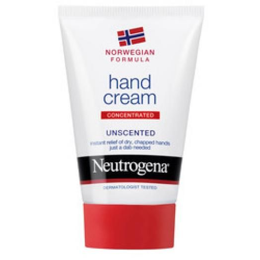 Neutrogena Hand Cream Red Unscented 75 ml