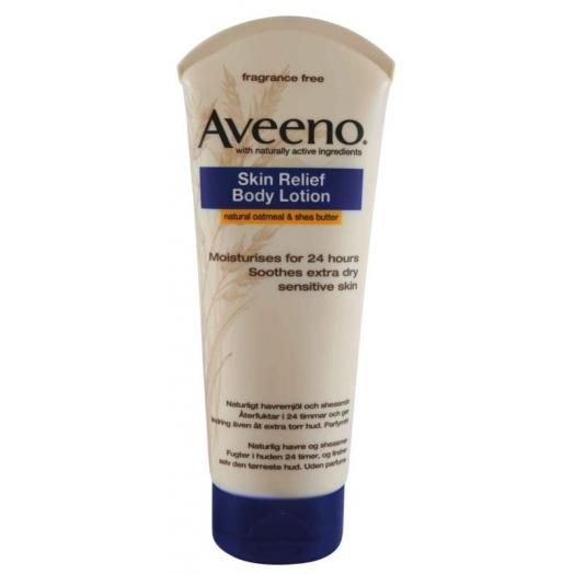 Aveeno Skin Relief Body Lotion With Shea Butter 200 ml