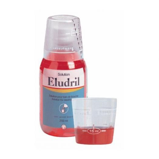 Elgydium Eludril 200 ml