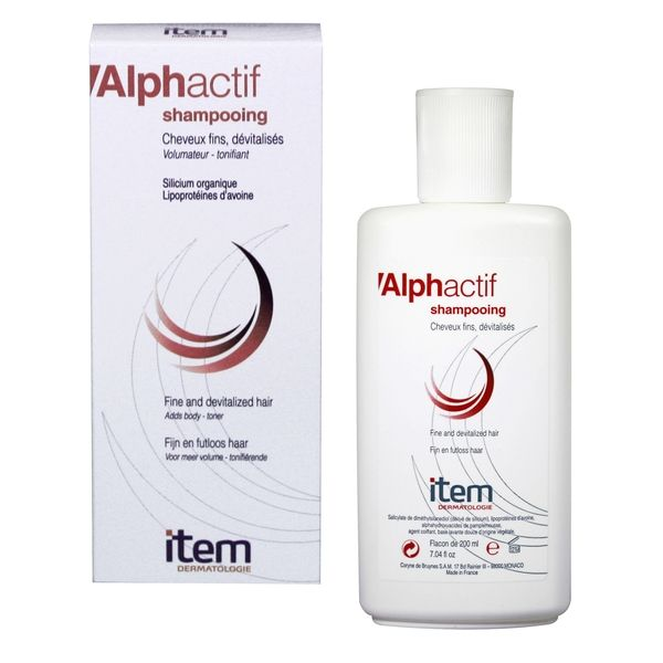 Item Alphactif Shampoo 200 ml