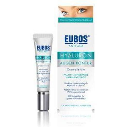 Eubos Hyaluron Eye Contour Cream 15ml