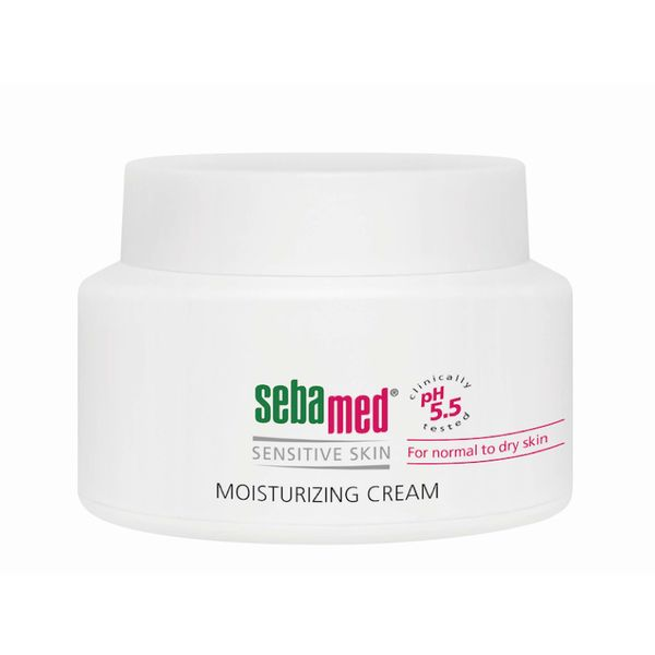 Sebamed Moisturizing Cream 75ml (Βαζάκι)