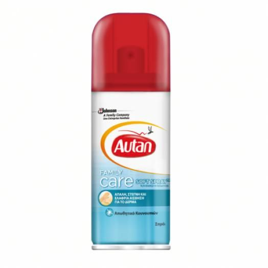Autan Family Care Soft Spray 100ml