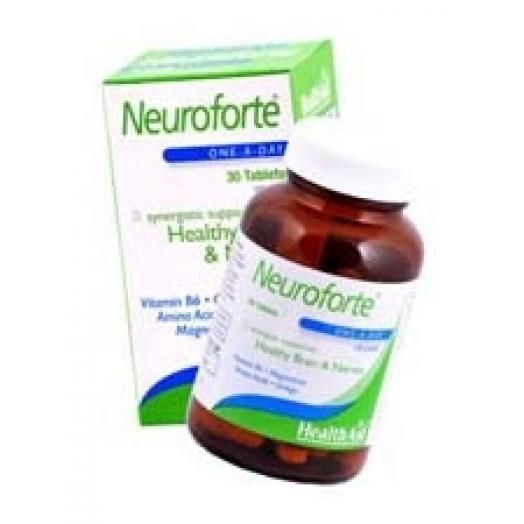 Health Aid Neuroforte X 30Tabs