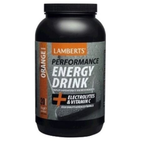 Lamberts Energy Drink Orange 1000 gr