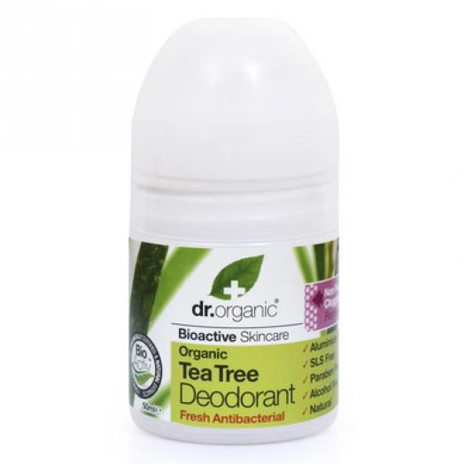 Dr.Organic Tea Tree Deodorant 50 ml