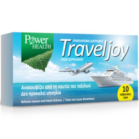 Power Health Travel Joy X 10 Caps