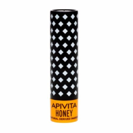 Apivita Lip Bio-Eco Honey 4,4 gr