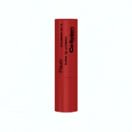 Cellojen Lip Care Strawberry Spf 15 4 gr
