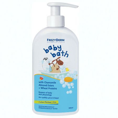 Frezyderm Baby Bath 200 ml + 100 ml Δώρο