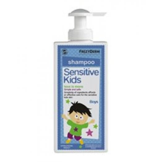 Frezyderm Sensitive Kids Shampoo For Boys (Σαμπουαν Για Αγορια) 200ml