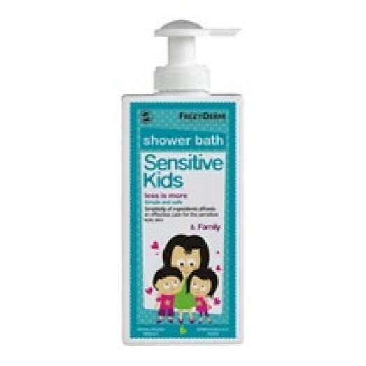 Frezyderm Sensitive Kids Shower Bath (Αφρόλουτρο)200ml