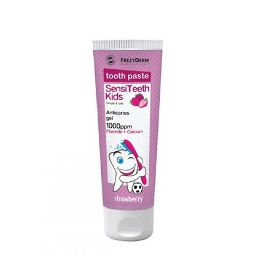 Frezyderm Sensiteeth Kids Tooth Paste 1.000Ppm 50ml